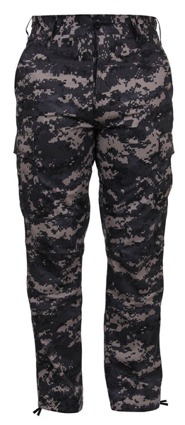 kids military style bdu pants subdued urban digital camo camouflage rothco 66415