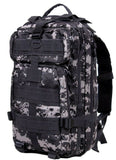 medium transport pack backpack tactical style subdued urban camo rothco 2519