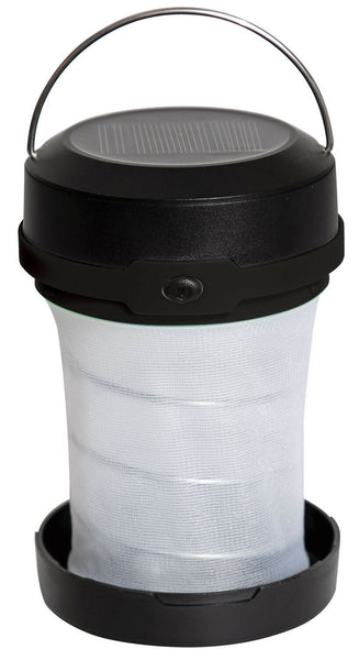 Pop Up Solar Lantern With USB Charger Hook for Hanging Camping Light Rothco 2775