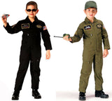 Kids Military Aviator Air Force Pilot Flight Suit Coveralls Rothco 7302