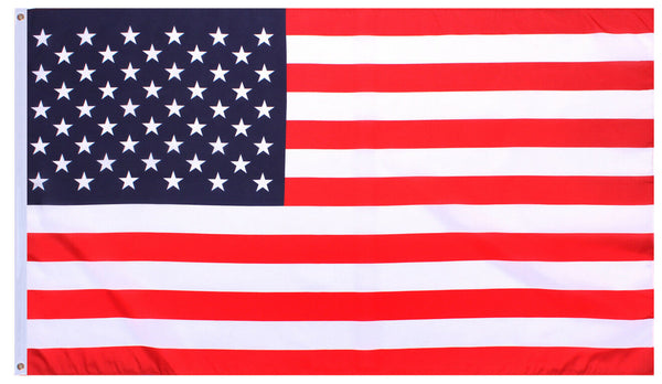 American Flag USA U.S.A. United States of America 3' x 5' Flag rothco 1450