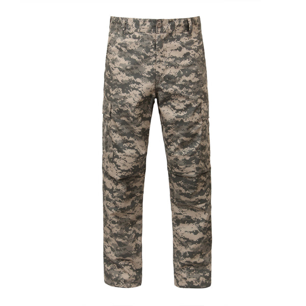 Military Style BDU Pants Army Uniform ACU Universal Digital Camo Rothco 8685