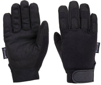 military duty gloves cold weather black tactical rothco 5469