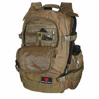 Coyote Backpack Military Style Field Operators Action Pack Fox Outdoor 56-598