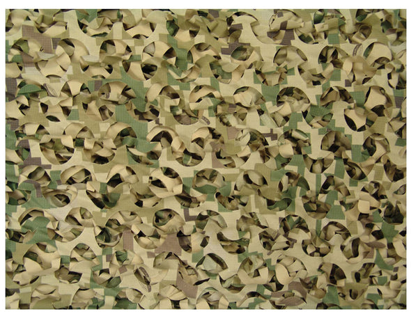 Digital Killer Camo Net Military Nylon Rip-Stop Camouflage Netting (Small) 6536