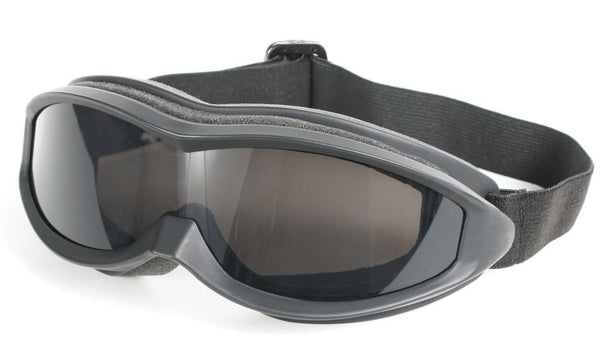 military style tactical goggles sportec uv 400 protection rothco 11379