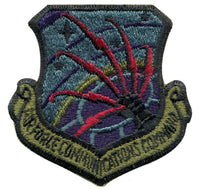 patch air force communications command patch usaf military rothco