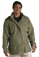 Lightweight Vintage Military M-65 Field Army Style M65 Jacket Rothco 8731 8741