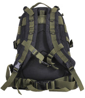 large military style transport pack backpack black olive drab bag rothco 7243