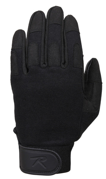 Mens Tactical Touchscreen All Purpose Duty Gloves Glove Black Rothco 3869