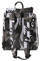 Canvas Day Pack City Urban Camo Backpack Water Resistant Rothco 2380