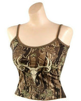 Womens Tank Top Smokey Branch Camo Camouflage Sexy Shirt Rothco 4485