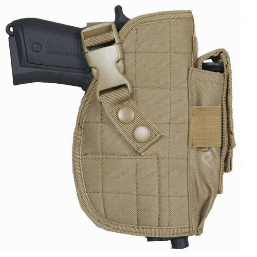 modular tactical holster molle large pistols fox 58-278