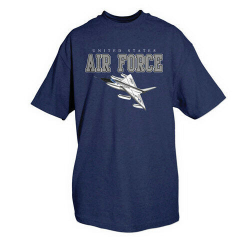 t-shirt usaf air force fighter various sizes fox outdoor 63-523