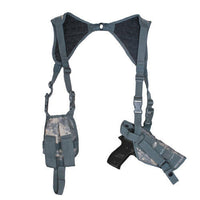 shoulder holster tactical advanced acu digital camo padded fox outdoor 58-377