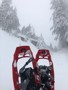 Our snowshoe rentals are available for booking and delivery today! Choose from our selection of standard and premium snowshoes, as well as kits and other winter outdoor items.