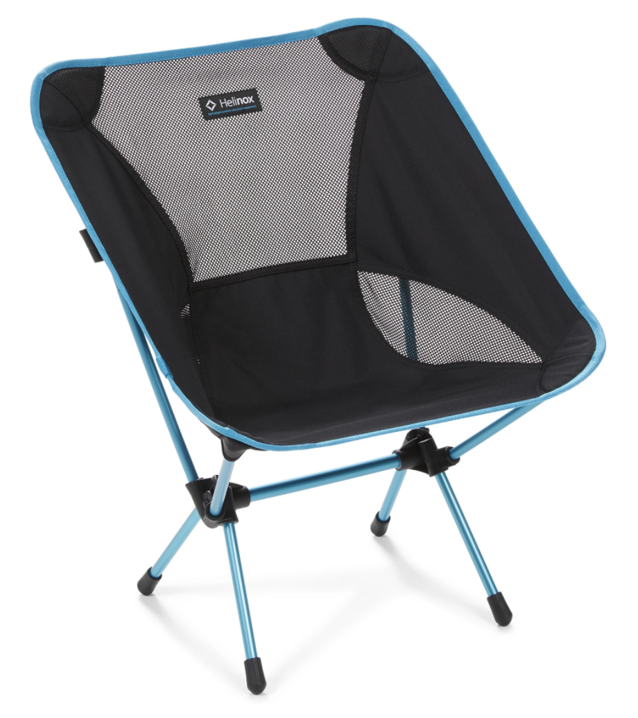 Rent this camping chair from Packlist, and have it delivered and picked up.