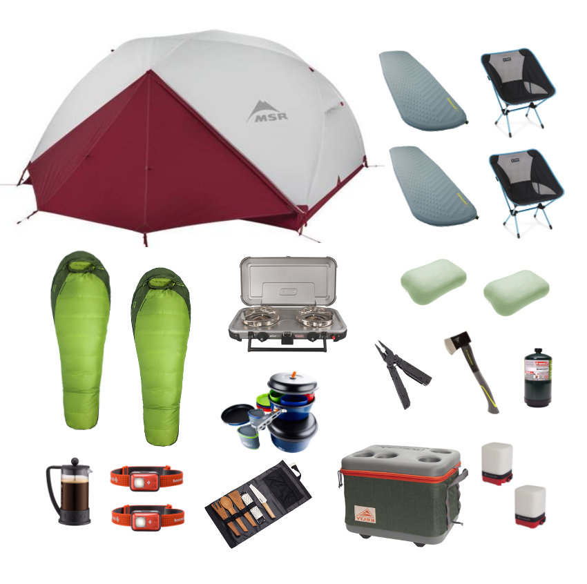 2-Person Camping Kit