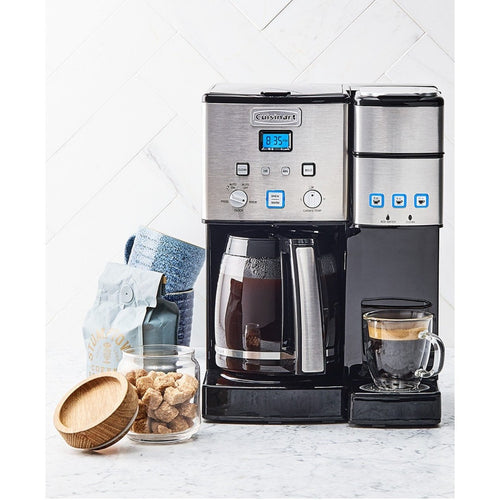 Only $99 Cuisinart SS 15 Combo Coffee Maker - The Coffee Life Company