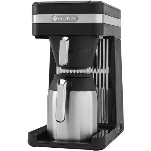 Bunn CSB3T Speed Brew Platinum Thermal 10-Cup Coffee Maker - The Coffee Life Company