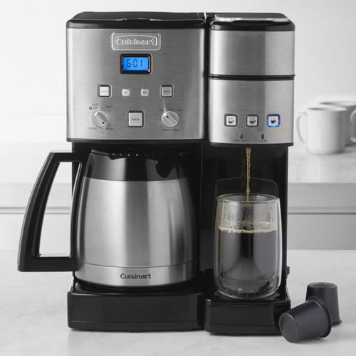Cuisinart SS 20 Coffee Center and Single-Serve Brewer with Thermal Carafe - The Coffee Life Company