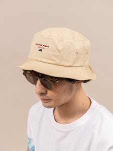Logo Embroidery Backet Hat