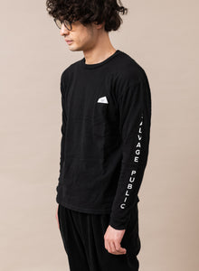 Diamond Head Patch L/S TEE