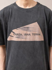 Shortsleeve Tee(EARTH AINA TERRA)