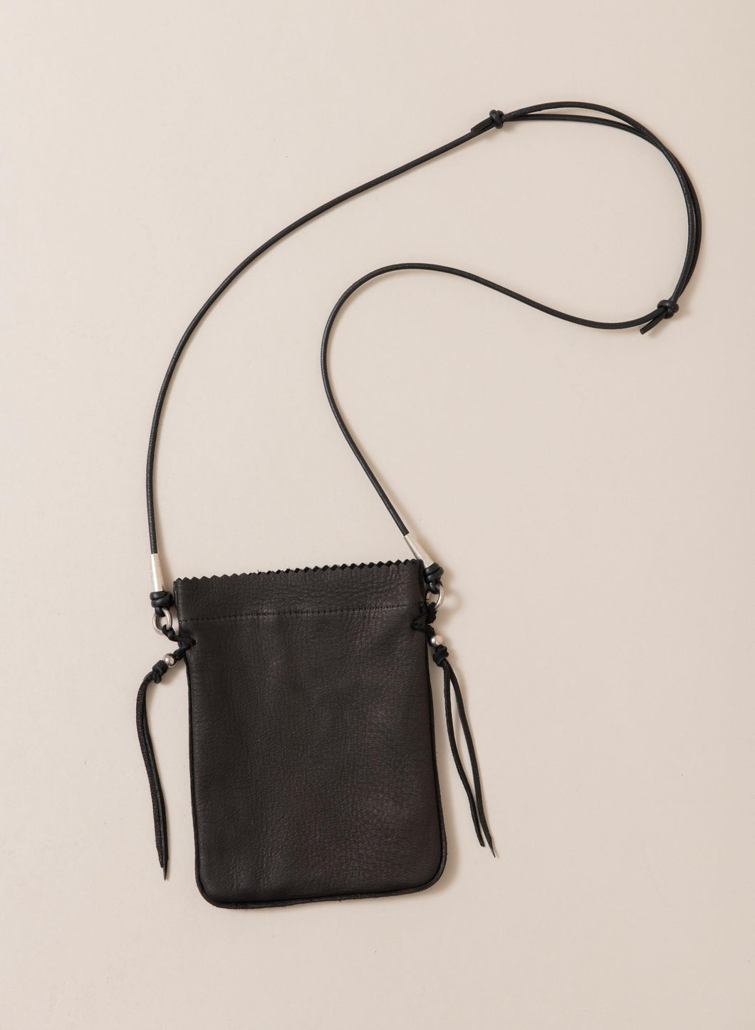 Deer Leather Small Bag
