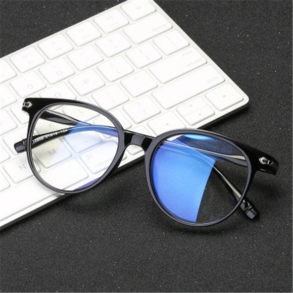 Colored Frame Unisex Blue Light Glasses