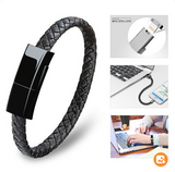 Unisex Bracelet Charger for iPhone, Android, Type-C
