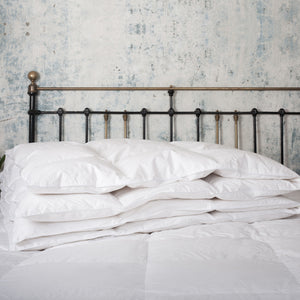 Goose Down Filled 10.5 Tog Duvet by Beaumont & Brown