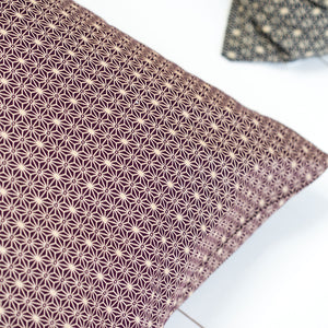 Hoshi Terracotta Cushion Covers from Beaumont & Brown