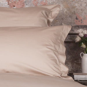 Luxury Latte Pillowcases by Beaumont & Brown