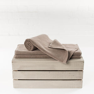 Latte Lightweight Bath Mat