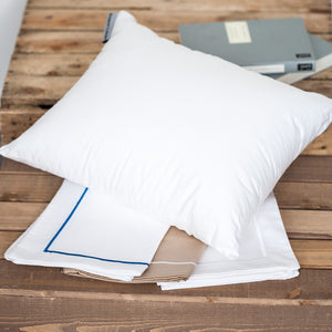 Travel Pillow with Pillowcases by Beaumont & Brown