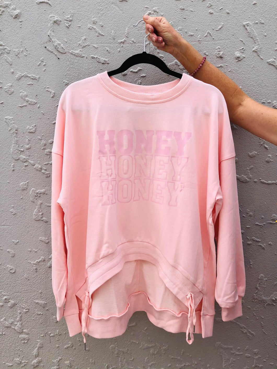 ALASKA TEES ANEKA PINK HONEY BOLD