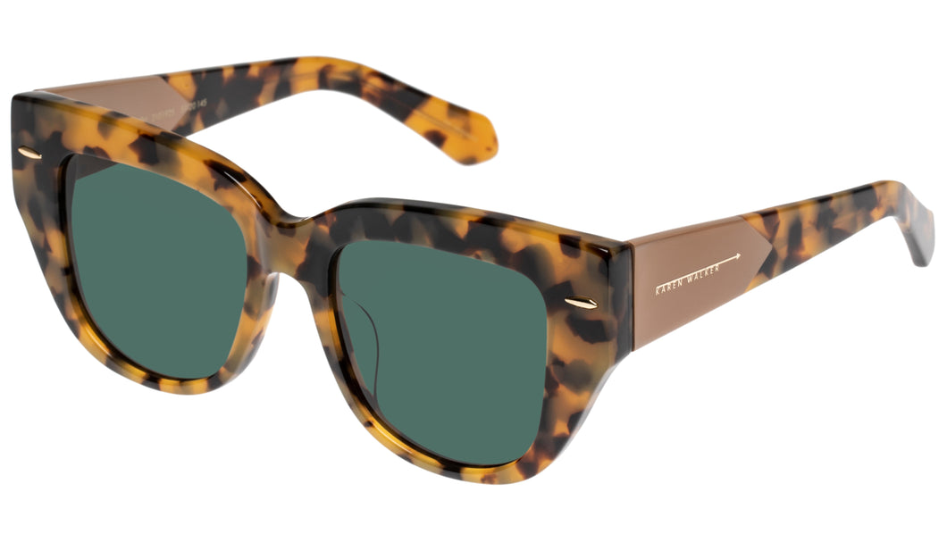 KAREN WALKER TRUE NORTH CRAZY TORT