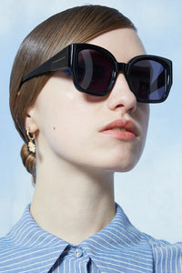 KAREN WALKER CHECKMATE EYEWEAR