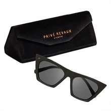 Load image into Gallery viewer, PRIVÉ REVAUX VICTORIA CAVIAR BLACK /BLACK