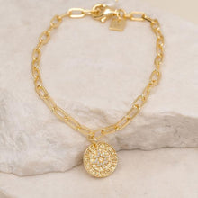 Load image into Gallery viewer, GOLD WRITTEN IN THE STARS BRACELET