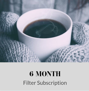 6 Month Subscription: Filter Coffee