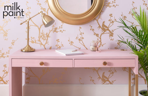 Milk Paint by Fusion | Millennial Pink