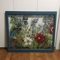 Iron Orchids Design | Transfer | Midnight Garden