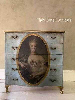 MINT Decoupage papers - Madame Le Fevre