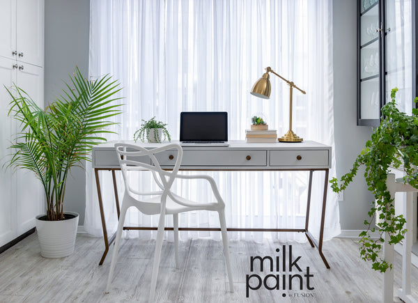 Milk Paint by Fusion | Silver Screen