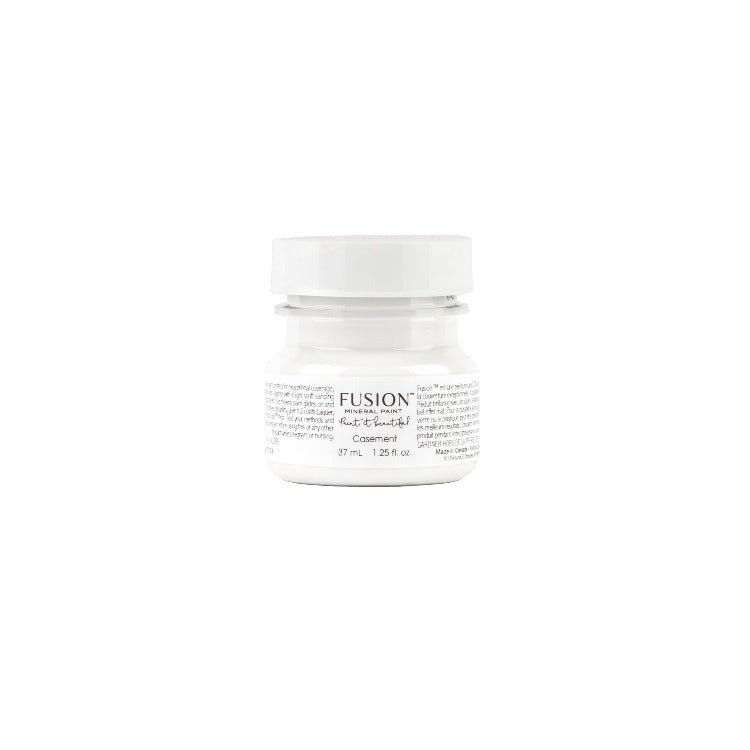 Fusion Mineral Paint | Casement on white background.
