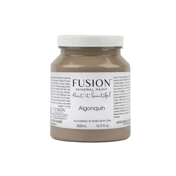 Fusion Mineral Paint | Algonquin on white background