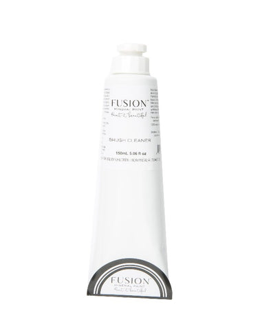 Fusion Mineral Paint | Brush Cleaner on white background.