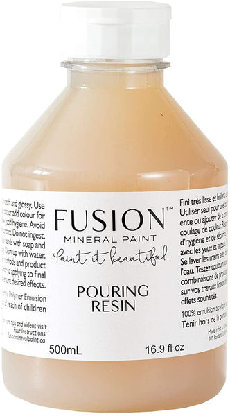 Pouring Resin | Fusion